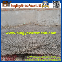 Crimped Wire Mesh with Discs