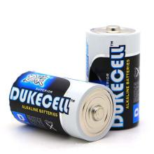 LR20 Tamaño D Batería alcalina 0% Uso de juguetes de mercurio