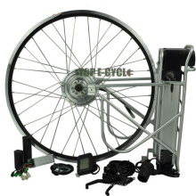 China rueda de precio barato de DIY para el kit de conversión de bicicleta eléctrica 350W