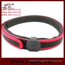 Military Idpa Ipsc Belt Police Tactical Belt with Strap Red