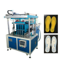 Automatic shoes insole screen printing machine