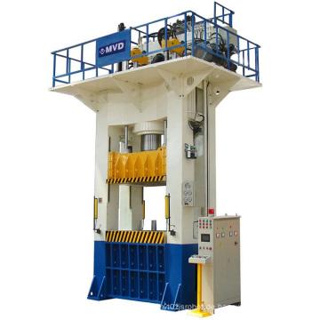 H-Frame SMC Hydraulikpresse 1000 Tonnen SMC Schachtabdeckung Molding Hydraulische Presse für CE & SGS