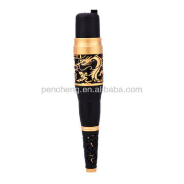 Máquina de caneta elétrica de tatuagem permanente de dragão esculpido -MP-L