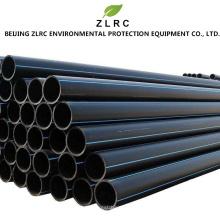 HDPE Pipeliste Pe Rohr für unterirdische Wasserversorgung HDPE Rohr Preise
