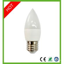 Bombilla LED E14 Vela 3W lumière de bougie