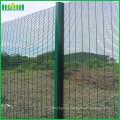 Anti climb 358 плоский профильный сетчатый забор
