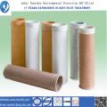 Saco de filtro não tecido do coletor de poeira P84 para a planta do asfalto da mistura