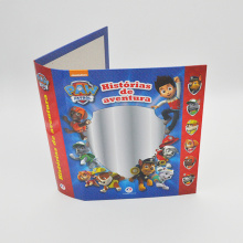 High-Speed-Maschine für Hardcover-Buch