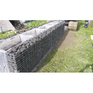 S014001 River Gabion Box och Gabion Madrass