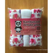 100% Cotton Baby Print Diaper (BC-BD1002)