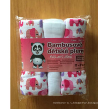 100% хлопок Baby пеленки печати (BC-BD1002)