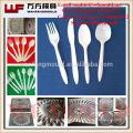 Moule fait sur commande de vaisselle d'OEM / moule en plastique de vaisselle d'injection de conception faite sur commande / moule jetable de vaisselle