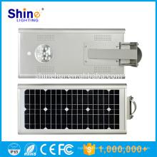 15W Fabrik-Preis IP65 integrierte alle in einer LED-Solar-Straßenlaterne