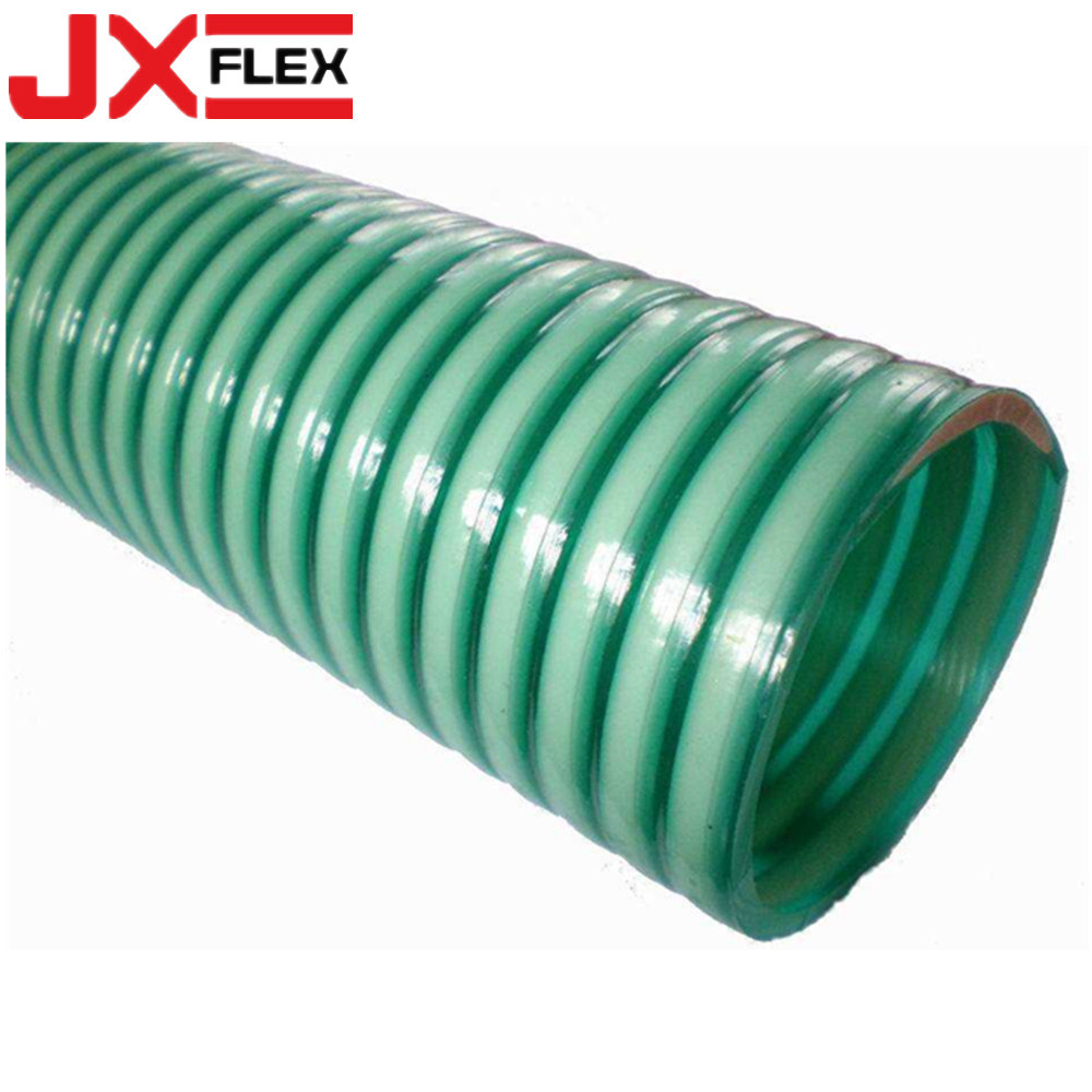 Pvc Suction Hose Green