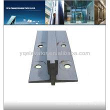 Направляющая рельса лифта, направляющие рельсы холодного волочения