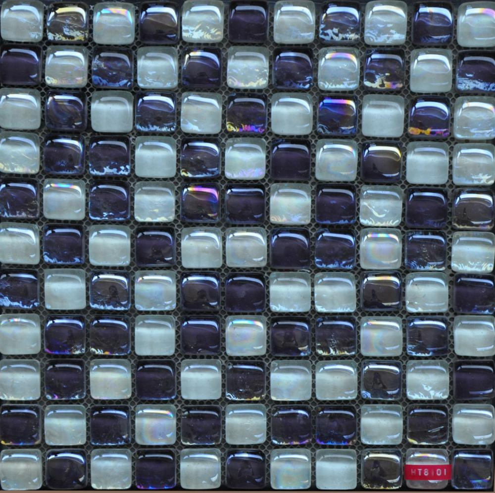 Electroplated Glass Mosaic