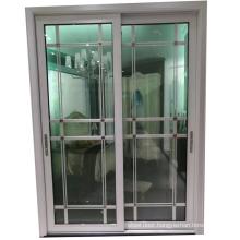 cheap price warehouse aluminium sliding glass door for house