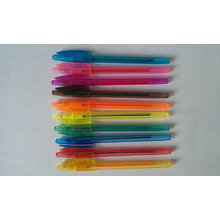 982 Stick Ball Pen with Colorful Design