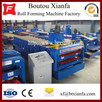 Steel Roof Sheet Metal Bending Machine Price