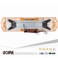 1.2m 220W used amber led COB police ambulance vehicle emergency signal light