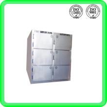 3 Körper Leichen Gefrierschrank / 3 Kammer Toaster Gefrierschrank MSLMR03A mit Danfoss Kompressor