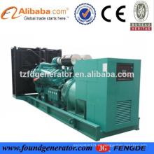 El CE del descuento del 20% aprobó el precio de fábrica del chino del generador 20-1000kva para la venta