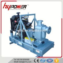 400M3 / H Diesel alta pressão bomba de água set