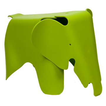 Mebel Anak Anak Kursi Colorful Plastik Gajah Stool