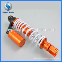 adjustable absorber for racing shock