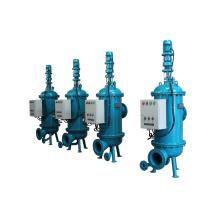 Автоматический обратной промывки самоочищающиеся системы фильтрации для муниципальных промышленных
