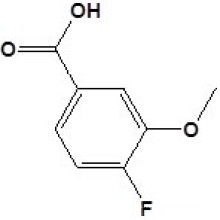 4-Fluoro-3-Methoxybenzoic Acidcas No. 82846-18-2