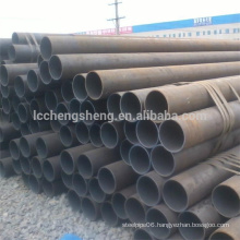 Schedule 60 carbon steel pipe black seamless pipe