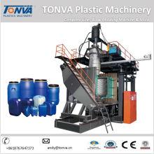 Tonva Máquina de moldagem por sopro de tambor de plástico de 1000 litros Fabricante
