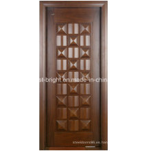 Classic Antique Entry Wood Door DIY Designs