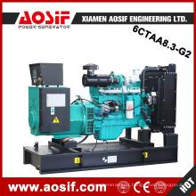 ISO e Ce CUMMINS trifásico gerador de energia Dynamo