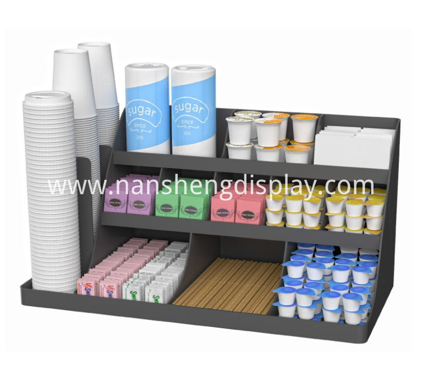 3 Tier Kitchen Large Commercial Condiment Organizer