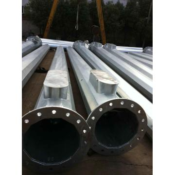 25M High Mast By Round Taper Steel Pole