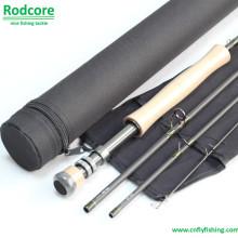 Primario Pr906-4 de alto carbono de acción rápida mosca Rod