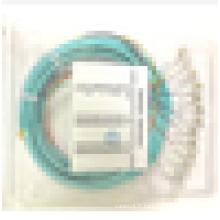 1.5m LC / UPC Multimode 12 Strand 50/125 OM3 Fibre Optique Pigtails