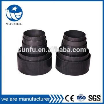 Hochwertiges LSAW / SSAW / ERW rundes / quadratisches Stahlrohr