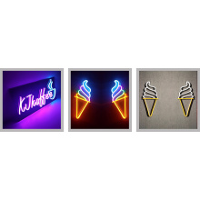 Customize logo Neon Sign LED lights