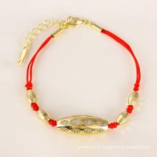 Xuping Мода Красный Веревочный Браслет для Года Животных