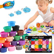 Hot sales factory direct easy to clean and suitable for children non-toxic finger paint