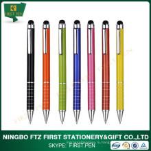 Дешевая рекламная мини-ручка для стилуса