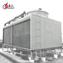 Quadrado Fluxo Cruzado tipo Frp torre de resfriamento de água