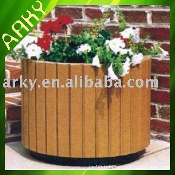 Bonbon de bois de jardin de bonne qualité