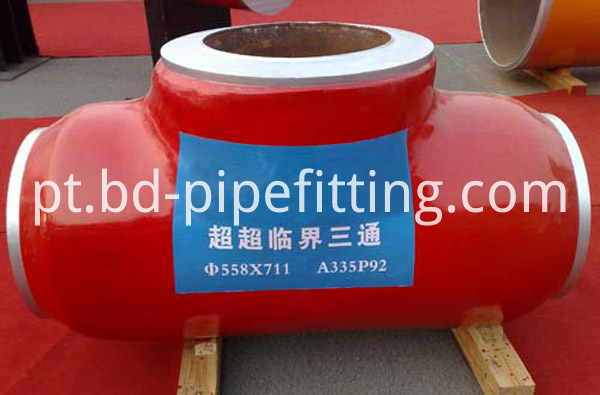 Alloy pipe fitting (66)