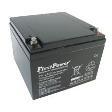 Back-up service long life 12V battery