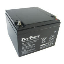 Батареи для высокой температуры батареи 12V24AH