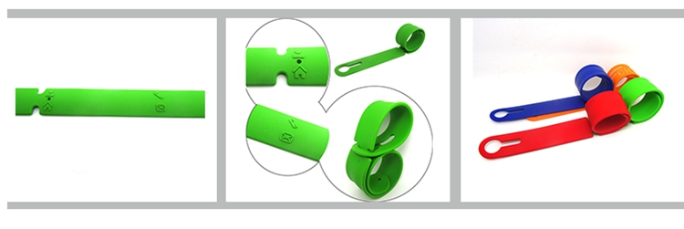 silicone luggage tags
